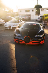Pure passion (SpencerBerke) Tags: world orange black car sport fast convertible grand record carbon spencer fiber sick edition bugatti luxury veyron berke supersports 253mph 267mph