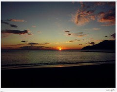 #115 Xmas sunset... explore in december 25 th 2011 (Mem Foto) Tags: xmas sunset sea italy sun niceshot lungomare salerno 2011 casioexfh100 memfoto