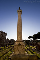 """Colonna Traiana, Κολώνα Τραϊανού • <a style=""""font-size:0.8em;"""" href=""""http://www.flickr.com/photos/89679026@N00/6575816803/"""" target=""""_blank"""">View on Flickr</a>"""