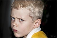 Un regard expressif ... (JL) Tags: portrait expression yeux nathaniel enfant regard colre