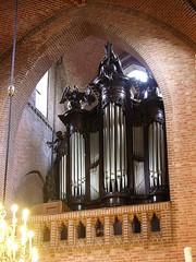 Gemonde - RC Church of Saint Lambertus, main organ (pietbron) Tags: church netherlands nederland organ kerk orgel noordbrabant orgue