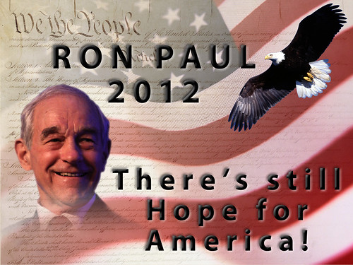 Ron paul for pres