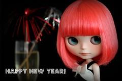 Happy New Year!!!! Feliz Año Nuevo! Godt Nytår!
