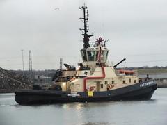 Tug - Svitzer Bristol (mme1998) Tags: docks bristol ship cargo tugboat tug southampton svitzer christmas2011hs20 svitserbristol
