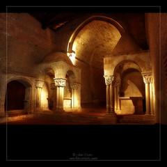 Monasterio de San Juan de Duero (Soria) (Julio_Castro) Tags: luz nikon interior contraste soria monasterio arcos columnas sanjuandeduero nikond200 monasteriosanjuandeduero monasteriodelosarcos