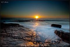 Dang salt spray on the filters (kth_friend) Tags: ocean rocks waves scenary nsw merimbula cpl australianplaces lee06gndhard lee09gndhard