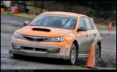 DirtFish Rally School - Hot Lap (DirtFishRallySchool) Tags: school driving offroad rally racing subaru wa impreza wrx sti snoqualmie rallycross motorsport dirtfish