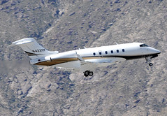 N422CP at Palm Springs (John W Olafson) Tags: airplane palmsprings bombardier bizjet businessjet challengerjet bc100 kpsp n422cp