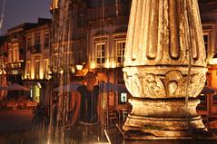Festa Señora de Agonia (Ibeke & Jairo) Tags: plaza portugal fountain centre fuente viana