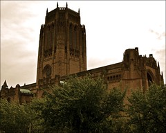 liverpool anglican cathedral ..... (ana_lee_smith) Tags: uk travel pink windows light england detail tower tourism glass architecture liverpool lens photography design neon artist catholic colours view cathedral minolta bell britain gothic photojournalism kitlens 360 arches panoramic foundation stained architect installation gb 1978 1855mm af script ornate sir 2008 completed metropolitan 1904 anglican traceyemin paddyswigwam merseyside revival hopest highaltar 70210mm briefly gilesgilbertscott debatable stjamesgardens stjamescemetery ladychapel age22 photosof liverpoolanglicancathedral upperdukest benedicite stjamesmount beecan analeesmith ifeltyouandiknewyoulovedme sonyslta33 seniorarchitect georgebodley 331ft ultracontemorary