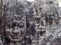 Bayon (Angkor Wat, Cambodia 2011)