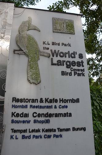 KL Bird Park ©  Still ePsiLoN