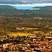 FINCA LA GRANJILLA DE LA FRESNEDA, EL ESCORIAL, MADRID (Desde monte Abantos) 8-1-2012