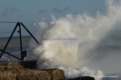 DSC00756 (Mark Coombes Photography) Tags: sea portland waves dorset rough