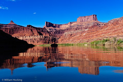 Dead Horse Point, Colorado River (wgh3) Tags: usa water utah sandstone coloradoriver redrock locations riverstream sceniclandscape