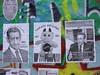 (tofz4u) Tags: streetart paris pasteup collage poster billboard vote 2012 affiche élections artderue 75020 sarko président présidentielles sarkoland diablomo