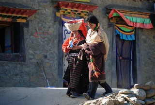 Respect for all Tibetans, especially those holding on to their national heritage