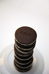 IMG_8244_p (sweetkiera) Tags: oreos biy homemadeoreos chocolatewafers bakeityourself vanillacreamfilling diyoreos