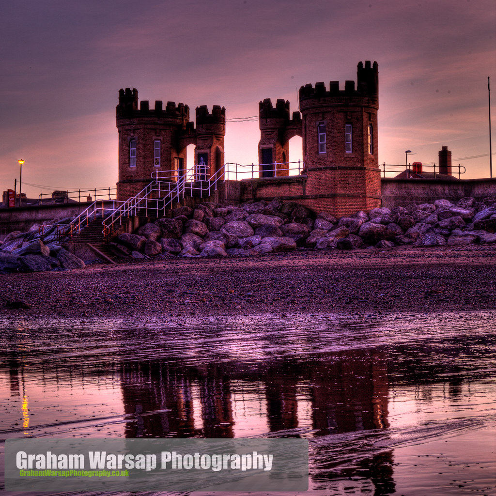 Withernsea Winter HDR-8