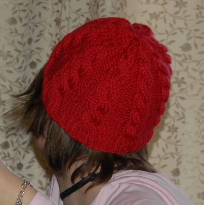 Grace's hat