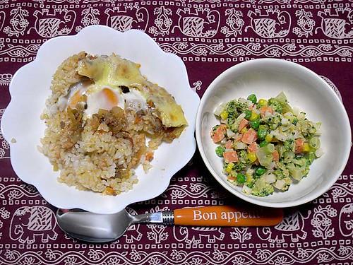 2012年1月19日の晩ご飯