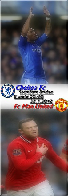 New! Chelsea vs Man Utd