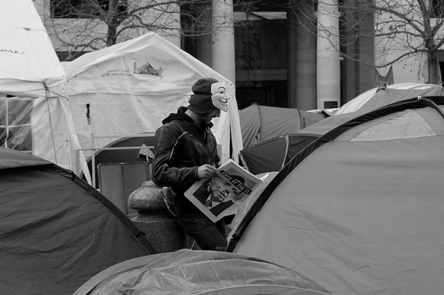 UK - London (Occupy London)