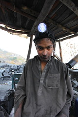 Coal mine near Muzaffarabad, young miner, AJK, Kashmir (Paul Snook) Tags: kashmir coalmine ajk muzaffarabad