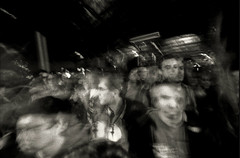 ghost of love (TommyOshima) Tags: leica night blurry audience live australia melbourne f45 2009 15mm iso1600 superwideheliar hexarrf superpresto garagehouse