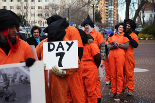 Witness Against Torture: Amy and Ted