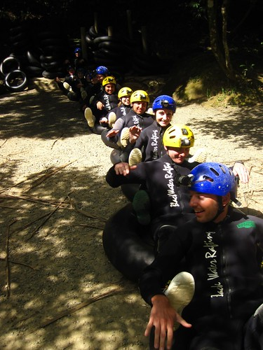 Black Water Rafting Waitomo