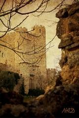 Mucha historia que contar (Colore-arte) Tags: espaa castle history spain village pueblo castillo historia blinkagain bestofblinkwinners