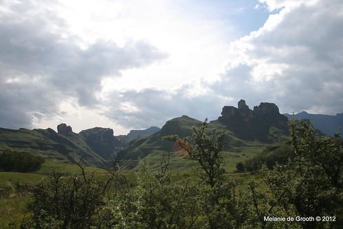 Rolling Velvet Mountains 3