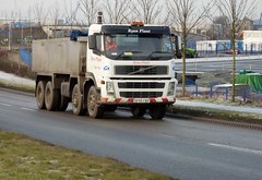 SF55 CBX (Cammies Transport Photography) Tags: plant truck ryan lorry dockyard rosyth sf55cbx