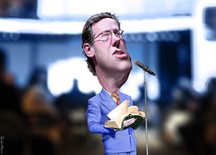 Rick Santorum - A Preacher Man (DonkeyHotey) Tags: face photomanipulation photoshop photo election pennsylvania senator political politics cartoon manipulation caricature republican campaign gop karikatur caricatura commentary 2012  hopefuls karikatuur politicalcommentary  ricksantorum  donkeyhotey