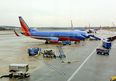 BWI Airport Southwest Airlines