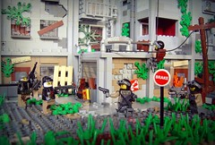 Top Shot Entry - Ghost Town (Eturior) Tags: town lego russia ghost contest scene fallen soviet decals entry prototypes protos brickarms eturior brickwarriors