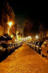 Versailles faon Tilt Shift (C__c_y) Tags: france canon versailles rue 78 yvelines eos50d