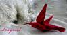 Ruby-throated Hummingbird - Robert Lang - Origami Design Secrets 3