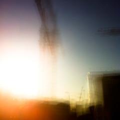 Dagens foto - 119: Burning Down The House (petertandlund) Tags: longexposure sun