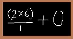 Algebra Equation (Evelyn Saenz) Tags: math mathematics chalkboard algebra algebraequation