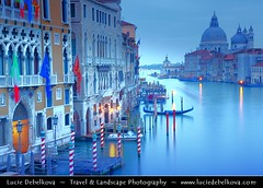 Italy - Venice - Grand Canal & Basilica Santa Maria della Salute durning early morning ( Lucie Debelkova / www.luciedebelkova.com) Tags: world ocean longexposure trip travel venice light sea vacation italy mer holiday seascape tourism water beautiful night wonderful dawn lights evening coast mar seaside fantastic twilight italian agua meer wasser europe italia mare tour place dusk awesome sightseeing shoreline illumination eu zee visit it location tourist calm illuminated nighttime coastal journey shore stunning destination coastline sight traveling visiting exploration incredible venezia touring breathtaking grandcanal illuminate waterscape ocan luciedebelkova wwwluciedebelkovacom luciedebelkovaphotography lpcalm