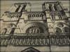 1072 Paris (Nebojsa Mladjenovic) Tags: mist paris france art texture monochrome digital dark french outdoors lumix frankreich panasonic architektur frankrijk francia francais oldpostcard fz50 noterdame svetlost noterdamedeparis mladjenovic