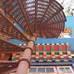 "Spiral Staircase at Ngadhak Changchub Gompa <a style=""margin-left:10px; font-size:0.8em;"" href=""http://www.flickr.com/photos/14315427@N00/6829482591/"" target=""_blank"">@flickr</a>"