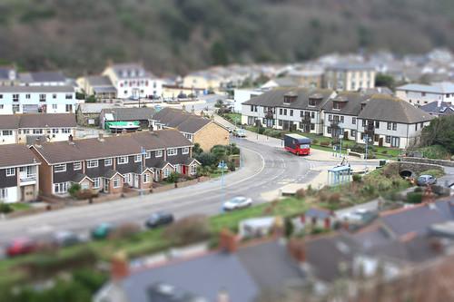 Cornwall in Miniature - Portreath