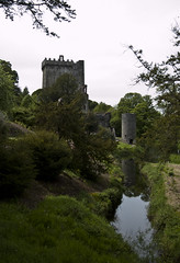 Blarney Castle (albinobobman) Tags: ireland reflection castle water ancient stream