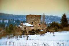 Sulle colline umbre... (Max) Tags: snow photo foto neve toscana montagna umbria colline sansepolcro