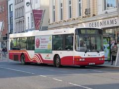 VWL 115 Patrick Street 27/03/14 (Csalem's Lot) Tags: bus cork patrick 208 wrights buseireann patrickstreet vwl vwl115