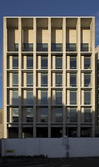 Dundee House, Dundee, Scotland (SpaceLightOrder) Tags: brick architecture concrete scotland dundee angus modernism modernity reiachandhall reiachandhallarchitects dundeehouse