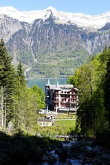 Grandhotel Giessbach Berner Oberland Switzerland (roli_b) Tags: landscape hotel schweiz switzerland see suisse suiza grand falls svizzera berner grandhotel oberland flle giessbach axalp brienzer